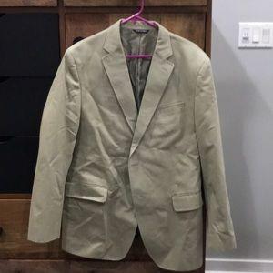 Men's Banana Republic jacket.